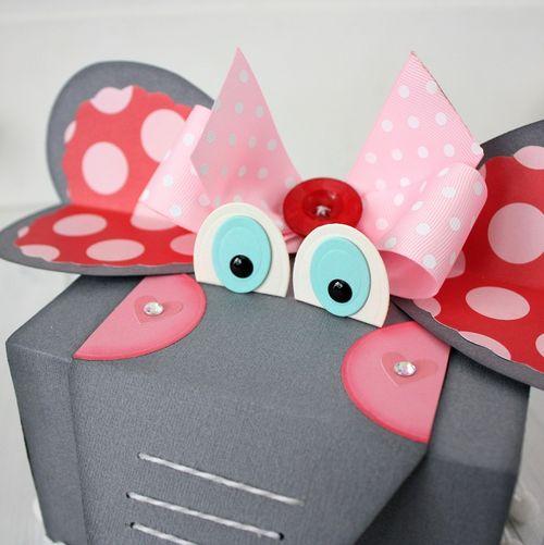 Shellye McDaniel-Elephant Valentine Treat Box9