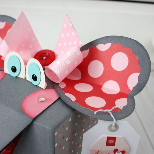 Shellye McDaniel-Elephant Valentine Treat Box10