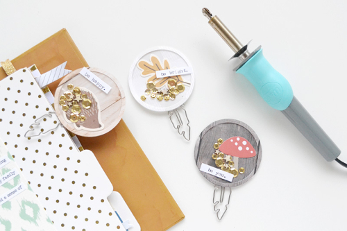 DIY Planner Clips by Aly Dosdall 2