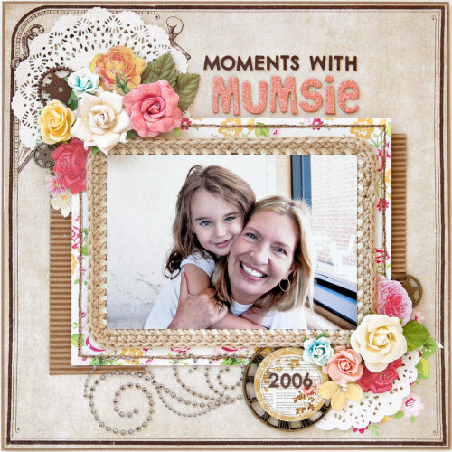 Moment with Mumsie
