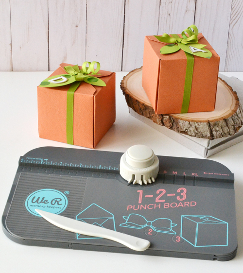 Pumpkin Gift Boxes by Aly Dosdall 4