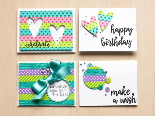 Washi cards ALL
