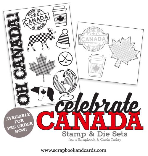Celebrate Canada stamps