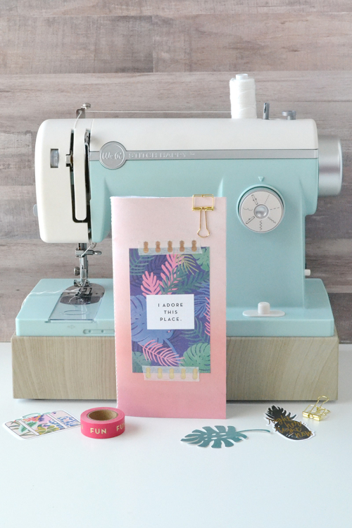 DIY Traveler's Notebook by Aly Dosdall 2