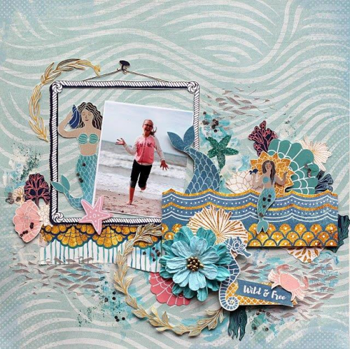 Wild_&_Free_Scrapbook_Page_Elena_Olinevich_BoBunny_Down_By_The_Sea_04