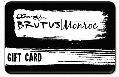 Brutus Monroe Gift Card (2)
