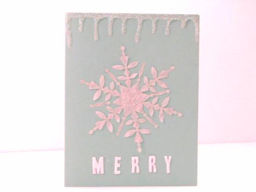 3 Merry card - Linda Yamamoto