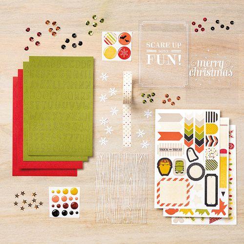 Project Life Seasonal Snapshot Accessory Pack