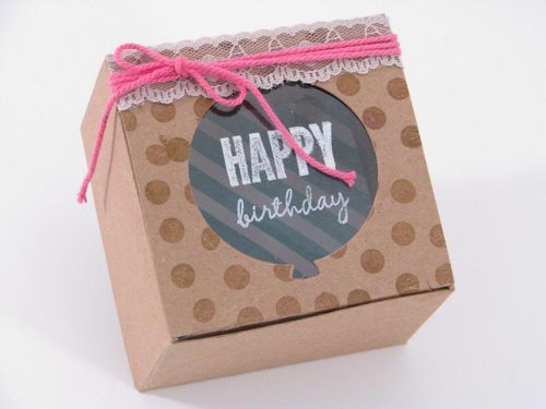 4 Birthday Box - Cathy Caines