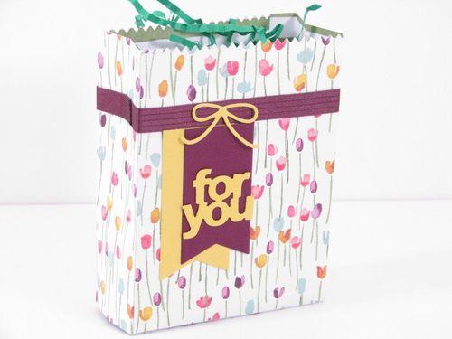 7 For You bag - Carol Matthews