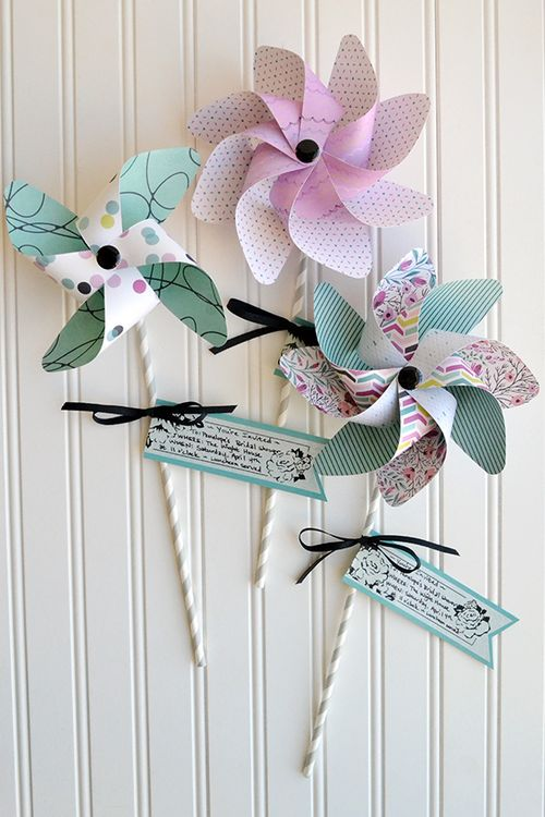 Pinwheel Party Invites_Aly Dosdall 1
