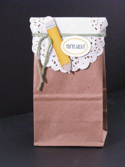 6 - You're Great Teacher Gift - Tara Murphy Bourgoin
