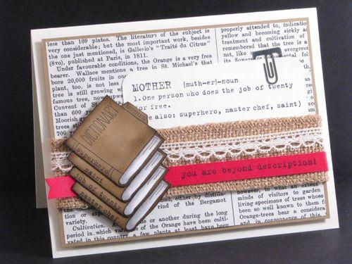 11 - Dictionary card - Martha Inchley