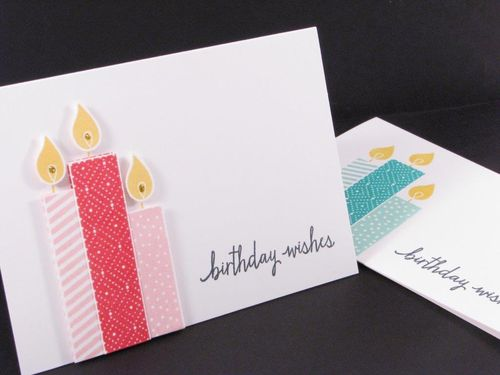 6 - Birthday candles  - Colleen Vassos