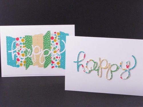 7 - Happy cards - Colleen Vassos