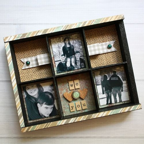 Shellye McDaniel-Shadowbox Frame For Dad1