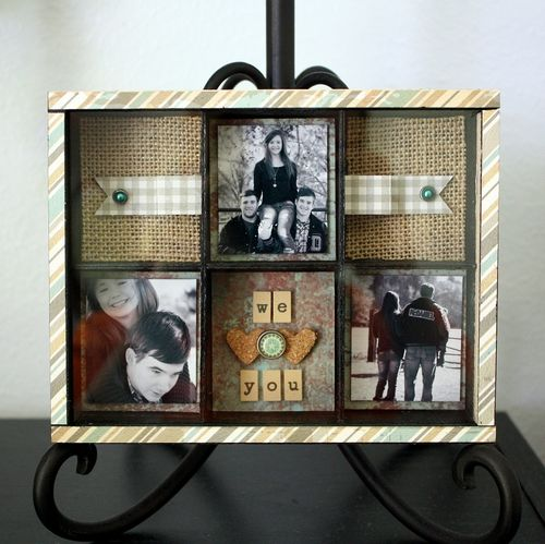Shellye McDaniel-Shadowbox Frame For Dad2