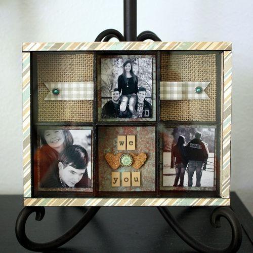Shellye McDaniel-Shadowbox Frame For Dad2