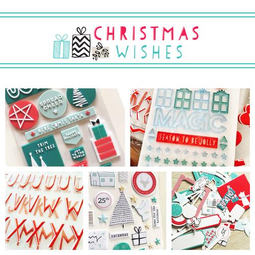 25-Pinkfresh christmas wishes