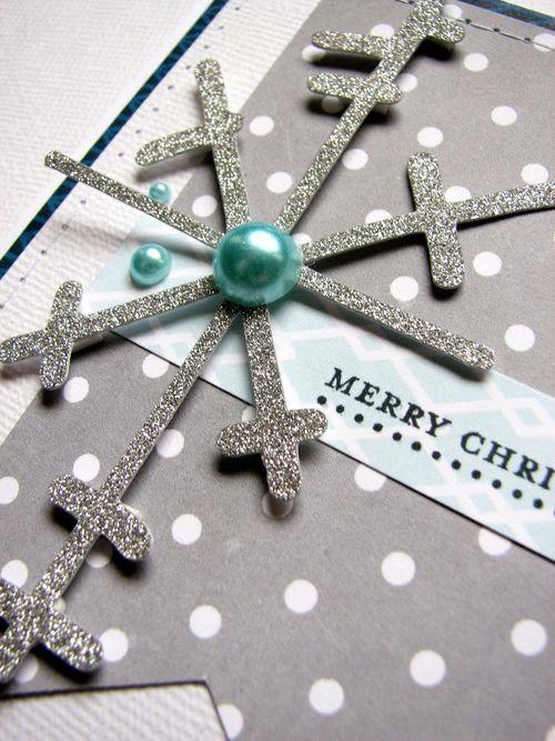 Merry Christmas card cl1