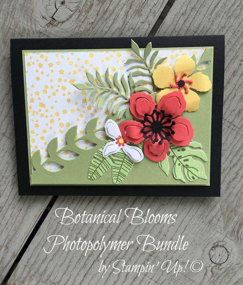 Botanical Blooms 1