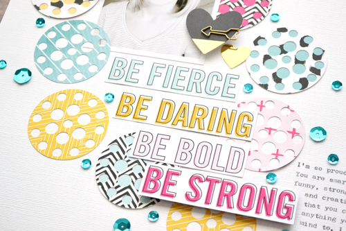 Be Strong Layout by Aly Dosdall 3