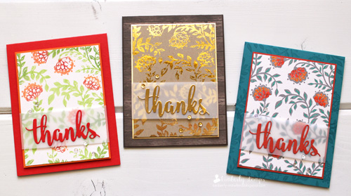 Kimberly Crawford 1 stamp 3 ways all cards