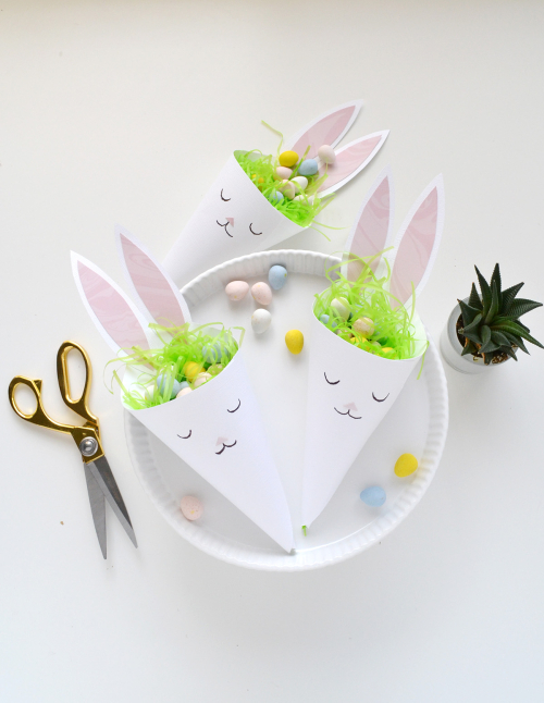 Bunny Treat Pouches by Aly Dosdall 1