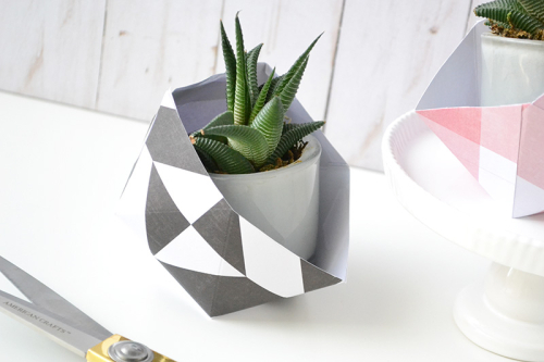 Geometric Planters by Aly Dosdall 2