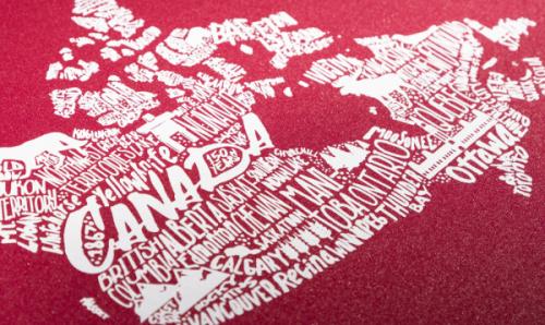 Celebrate Canada Cover Close by Creative Memories
