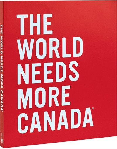 Celebrating canadas 150th birthday 1200 pm scrapbook cards the world needs more canada is indigos big love filled birthday card to canada from the great culture makers of our time bookmarktalkfo Gallery