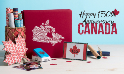 Celebrate Canada Bundle by Creative Memories
