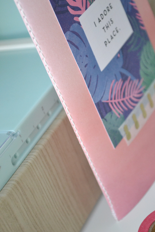 DIY Traveler's Notebook by Aly Dosdall 3