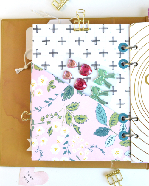 Pocket Folder Planner Insert by Aly Dosdall 3