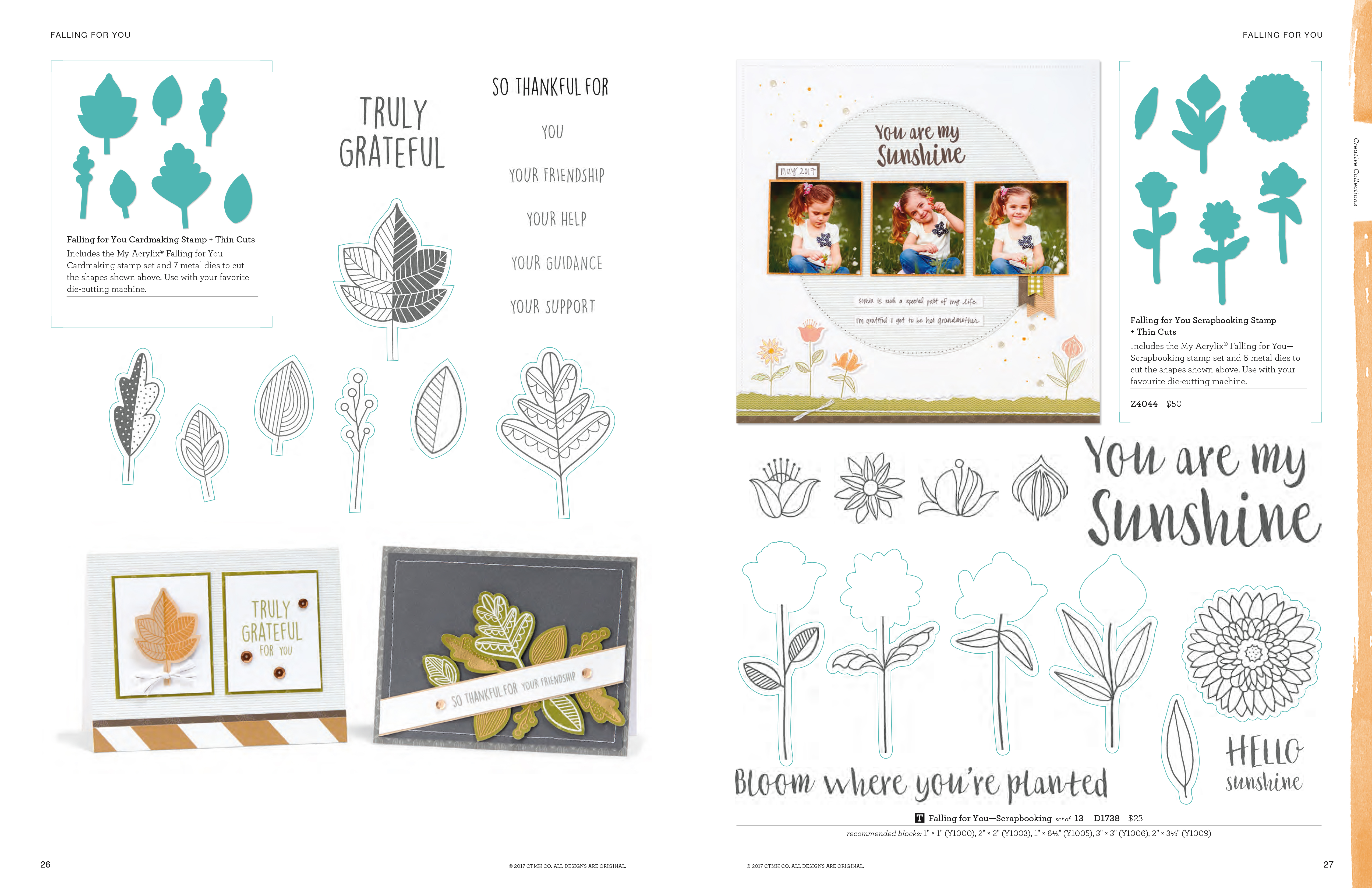 Scrapbook Cards Today Blog Partner Celebration Featuring Close To